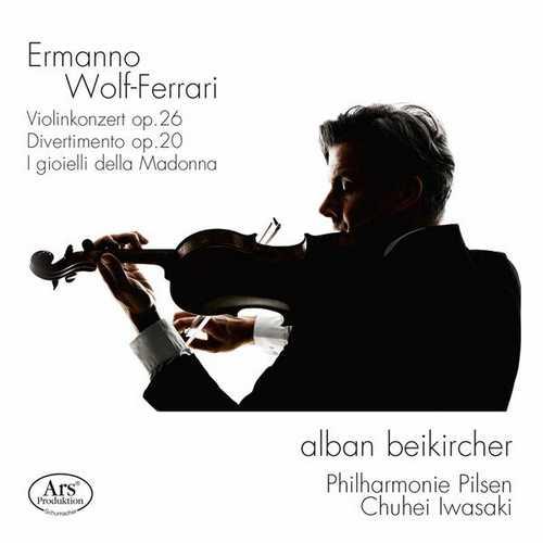 Beikircher: Wolf-Ferrari - Orchestral Works (24/48 FLAC)