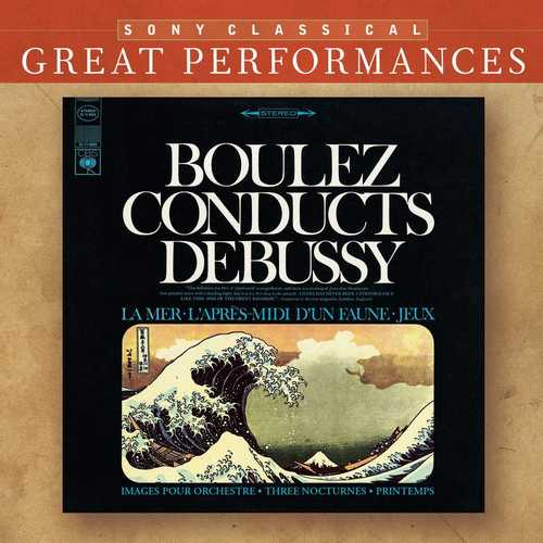 Boulez Conducts Debussy (FLAC)