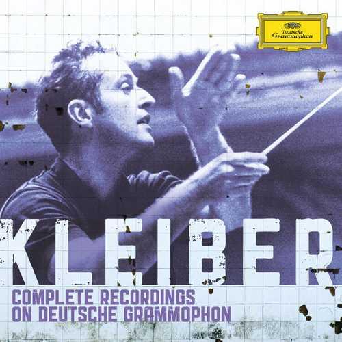 Carlos Kleiber - Complete Recordings on Deutsche Grammophon (FLAC)