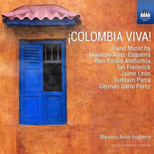¡Colombia Viva! (24/96 FLAC)