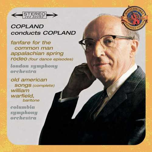 Copland Conducts Copland. Expanded Edition (FLAC)