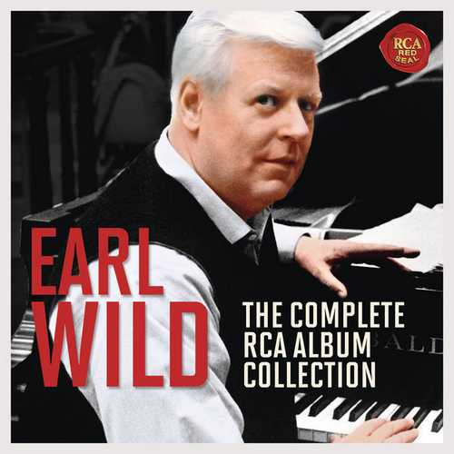 Earl Wild - The Complete RCA Album Collection (FLAC)