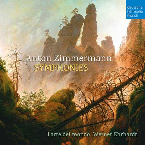 Ehrhardt: Zimmermann - Symphonies (24/48 FLAC)
