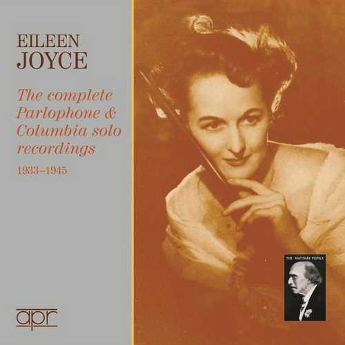 Eileen Joyce: The Complete Parlophone and Columbia Solo Recordings 1933-1945 (FLAC)