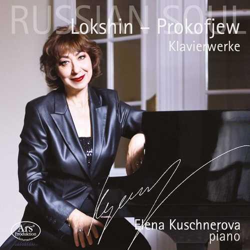 Elena Kuschnerova - Russian Soul (24/48 FLAC)
