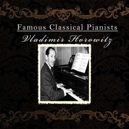 Famous Classical Pianists: Vladimir Horowitz (FLAC)
