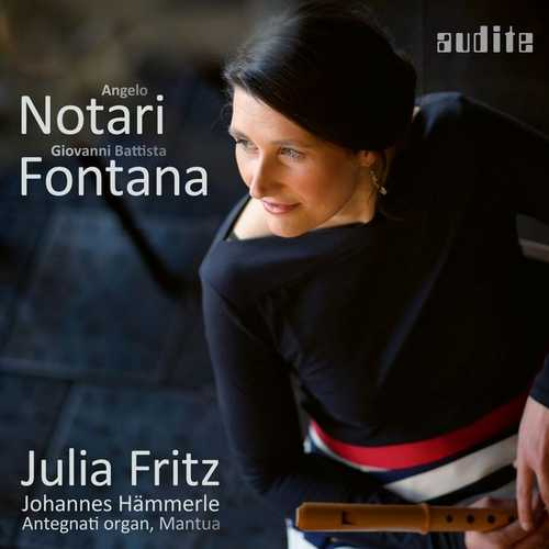 Julia Fritz: Notari & Fontana (24/96 FLAC)