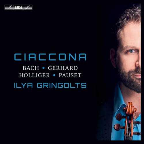 Ilya Gringolts - Ciaccona (24/96 FLAC)