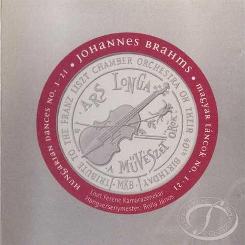 Rolla: Brahms - Hungarian Dances no.1-21 (FLAC)