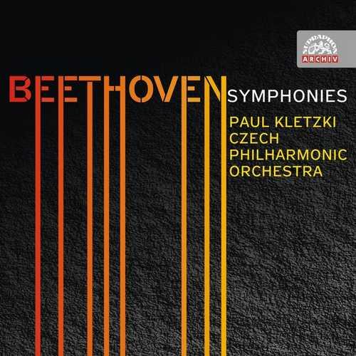 Kletzki: Beethoven - Symphonies (FLAC)
