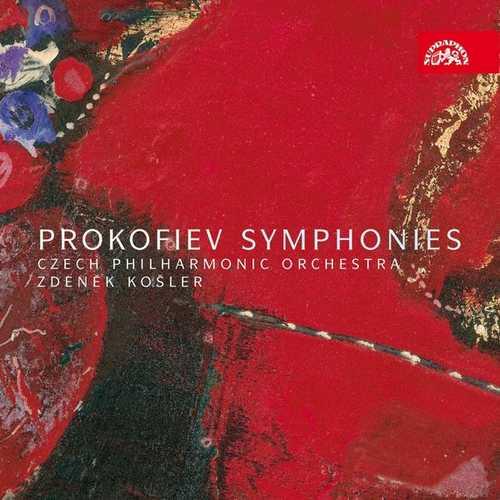Košler: Prokofiev - Symphonies (FLAC)