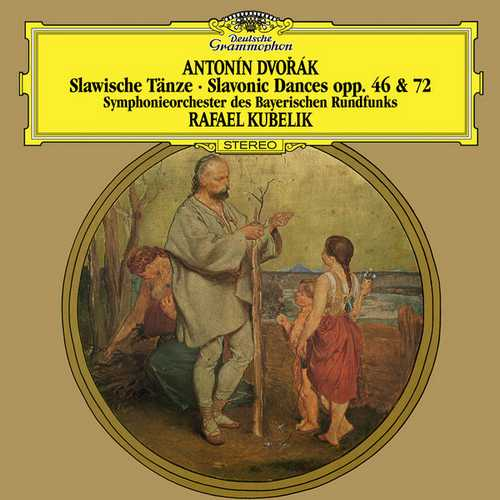 Kubelik: Dvořák - Slavonic Dances (24/96 FLAC)