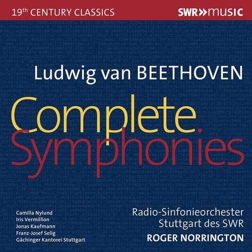 Norrington: Beethoven - Complete Symphonies (FLAC)