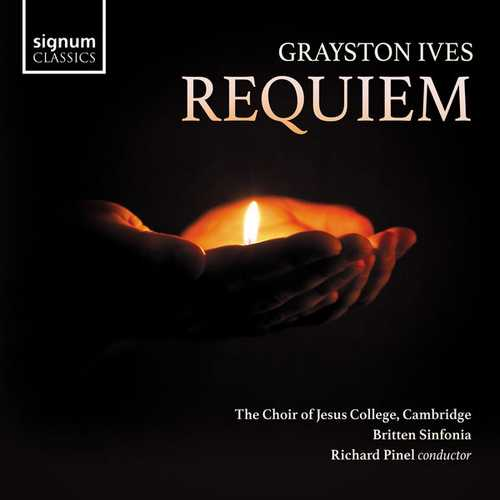 Pinel: Grayston Ives - Requiem (24/96 FLAC)