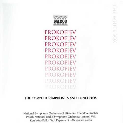 Prokofiev - Complete Symphonies and Concertos (FLAC)