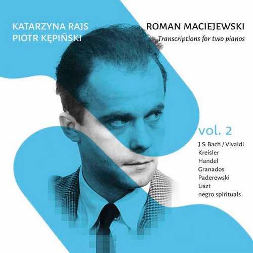 Rajs: Maciejewski -Transcriptions for 2 Pianos vol.2 (24/96 FLAC)