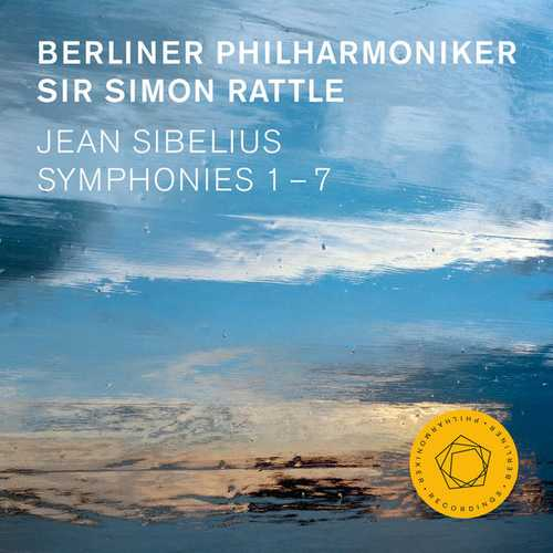 Rattle: Sibelius - Symphonies 1-7 (24/96 FLAC)
