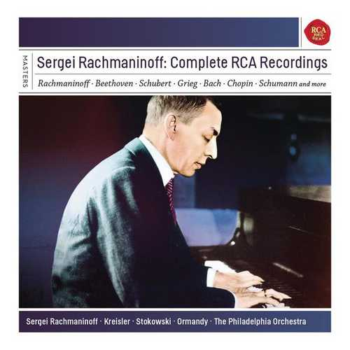 Sergei Rachmaninoff - Complete RCA Recordings (FLAC)