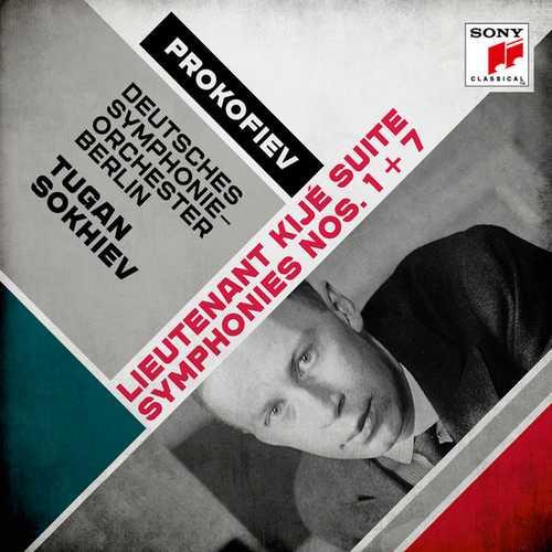Sokhiev: Prokofiev - Lieutenant Kijé Suite, Symphonies no.1+7 (24/48 FLAC)