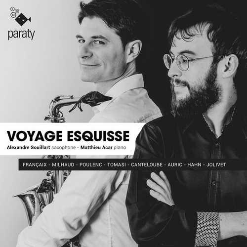 Alexandre Souillart, Matthieu Acar - Voyage Esquisse (24/88 FLAC)