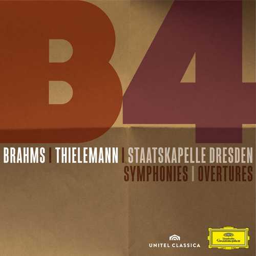 Thielemann: Brahms - 4 Symphonies, Overtures (FLAC)