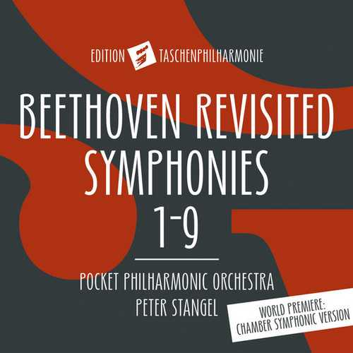 Stangel: Beethoven Revisited - Symphonies no.1-9 (24/48 FLAC)