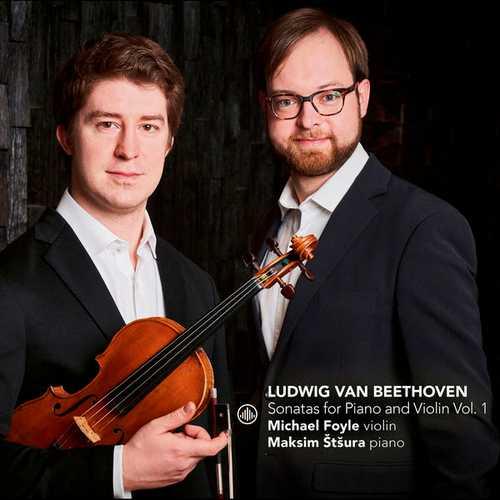 Štšura, Foyle: Beethoven - Sonatas for Piano and Violin vol.1 (24/96 FLAC)