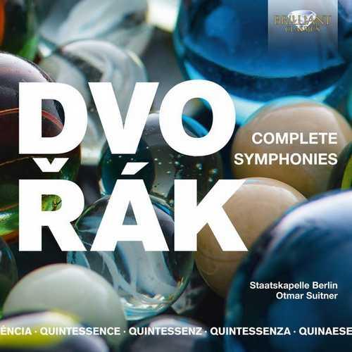 Suitner: Dvořák - Complete Symphonies (FLAC)