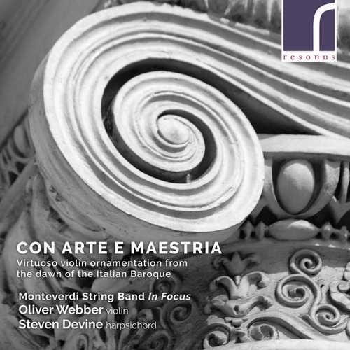 Oliver Webber: Con Arte e Maestria (24/96 FLAC)