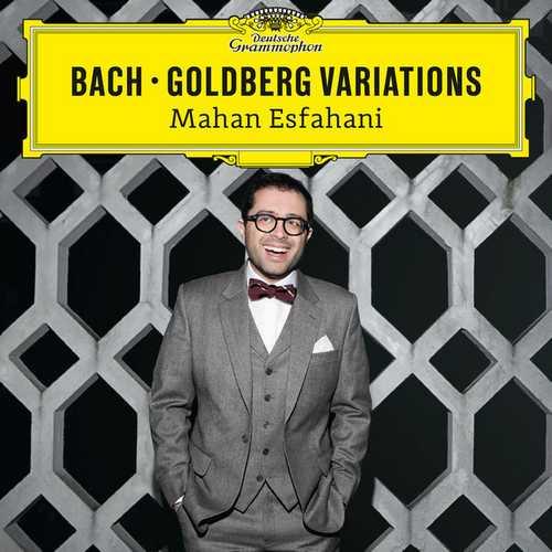 Esfahani: Bach - Goldberg Variations (24/48 FLAC)