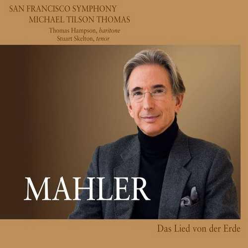 Tilson Thomas: Mahler - Das Lied von der Erde (24/88 FLAC)