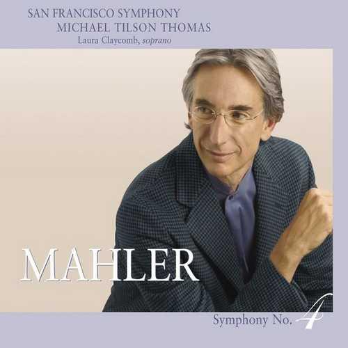 Tilson Thomas: Mahler - Symphony no.4 (24/96 FLAC)