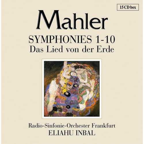 Eliahu Inbal: Gustav Mahler - Symphonies 1-10 / Das Lied von der Erde (15 CD box set, FLAC)