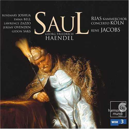 Jacobs: Handel - Saul (2 CD, APE)