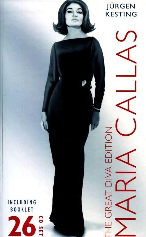 Maria Callas - The Great Diva Edition (27 CD box set, WavPack)