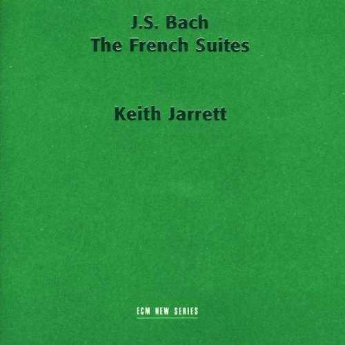 Jarrett: Bach - French Suites (2 CD, FLAC)