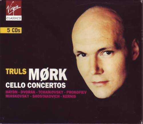 Truls Mork - Cello Concertos (5 CD box set, FLAC)
