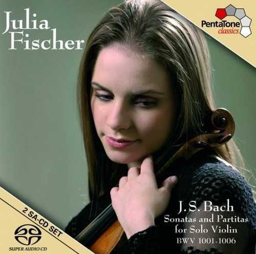 Fischer - Bach Sonatas & Partitas for Solo Violin (24/96 FLAC)