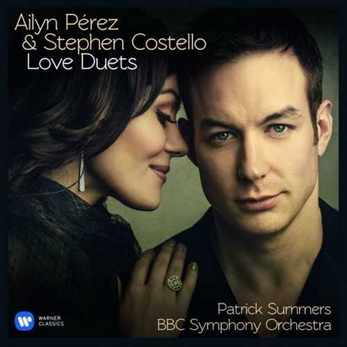 Ailyn Perez, Stephen Costello - Love Duets (24/44 FLAC)