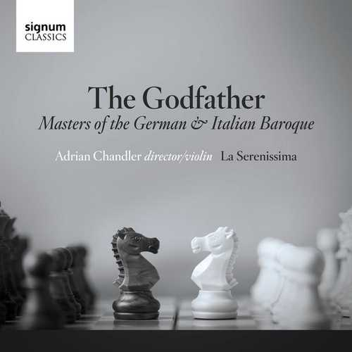 Chandler: The Godfather. Masters of the German & Italian Baroque (24/96 FLAC)