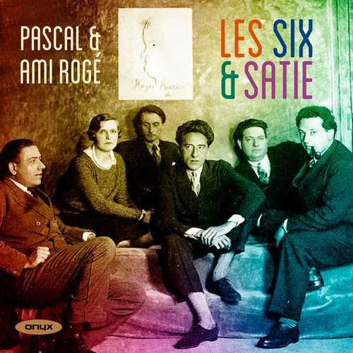 Roge - Les Six & Satie (24/96 FLAC)
