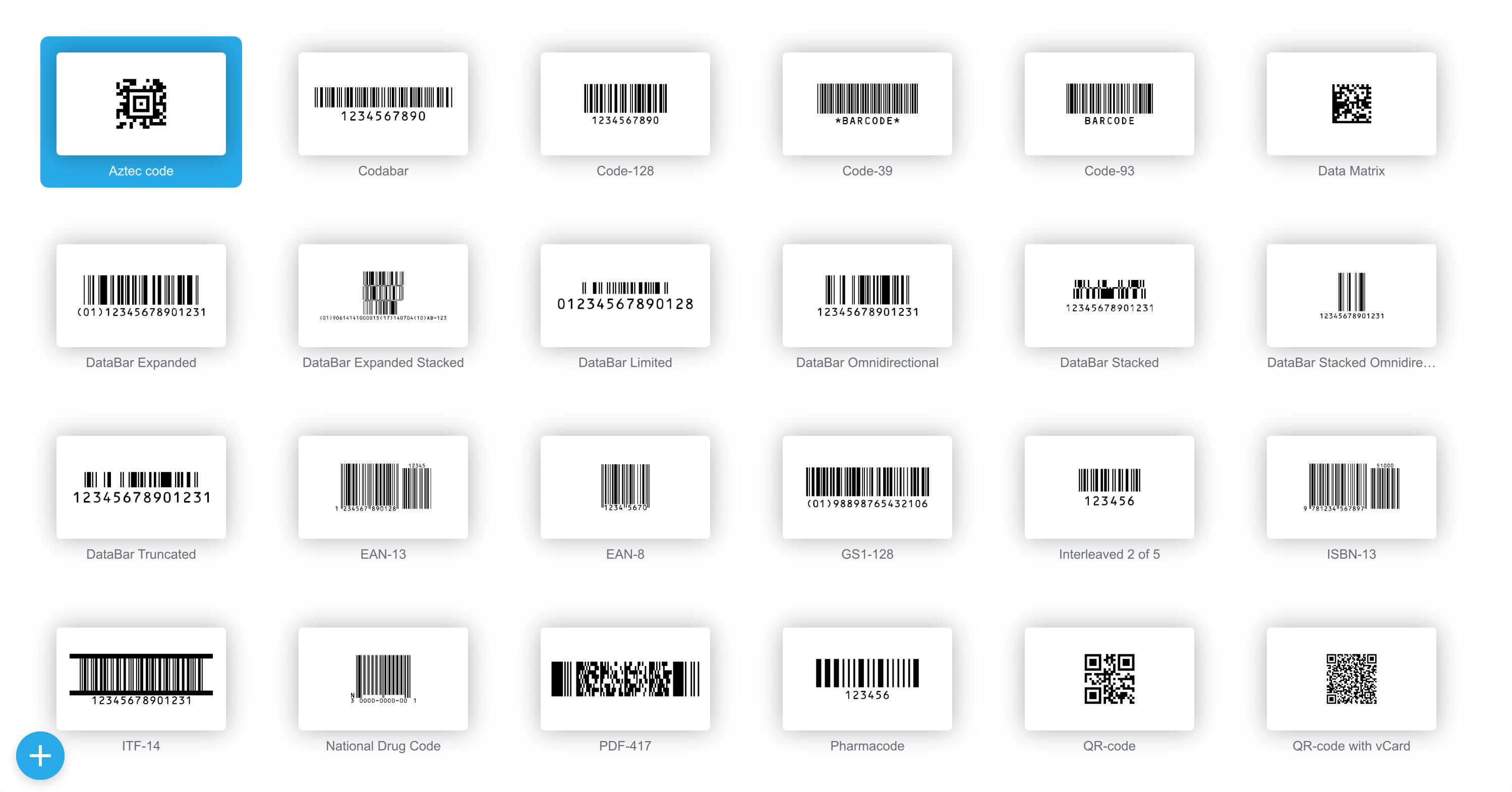 Barcode 1.8 Mac 破解版 - 专业条形码生成器