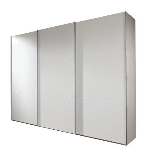Wimex Kleiderschrank/Schwebetürenschrank Match Up, (B/H/T) 313 x 236 x 65 cm, Alpinweiß