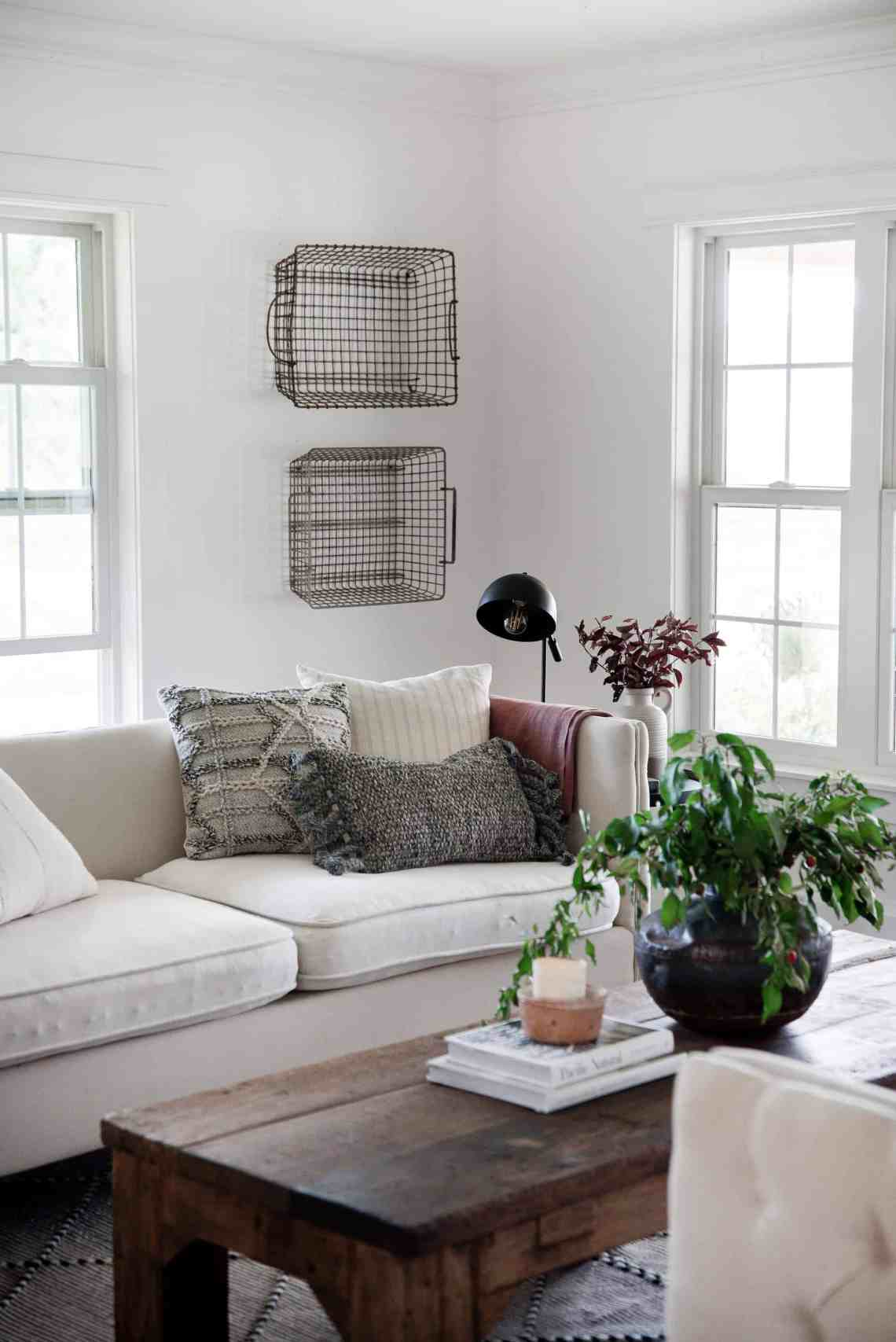 The Prettiest Fall Decor Ideas For A Cozy Living Room Boxwood Ave