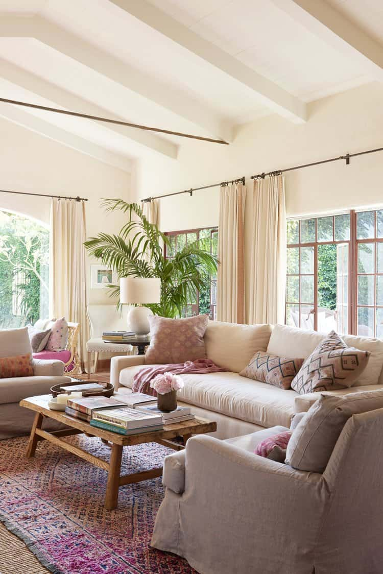 Pink Area Rugs To Accent Your Home Boxwood Ave