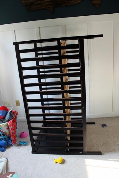 The Ikea Sundvik Crib Eight Months Later A Bit Of