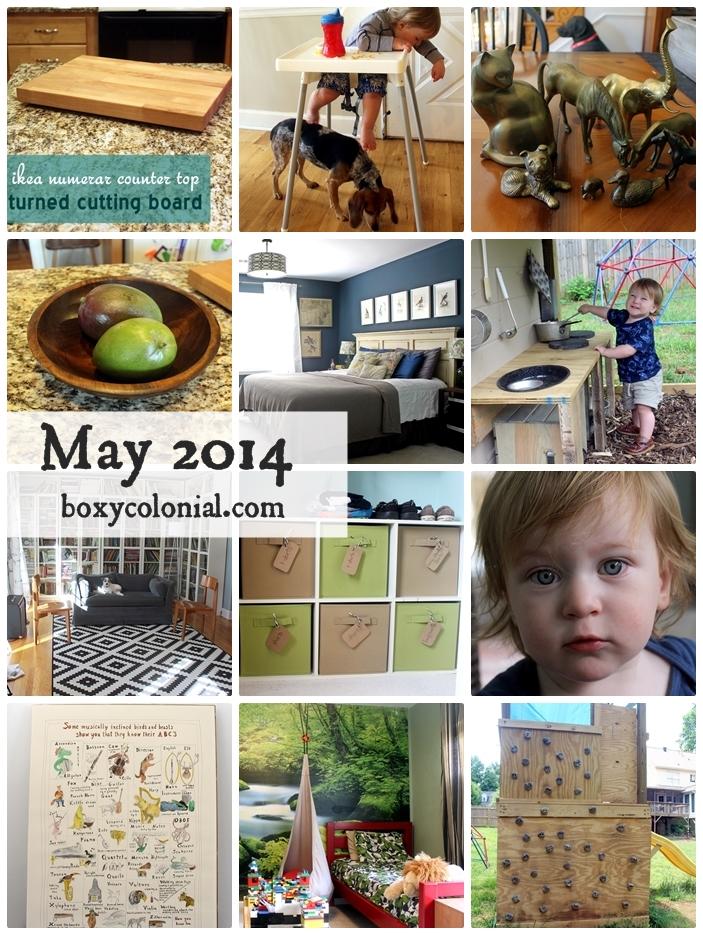 thumbnails from May posts