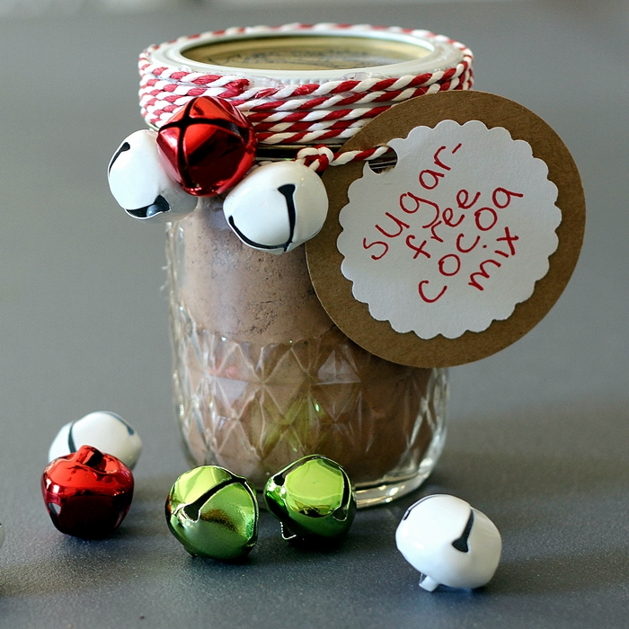 Gifts from your Kitchen - Sugar Free Hot Cocoa mix - Boxy Colonial