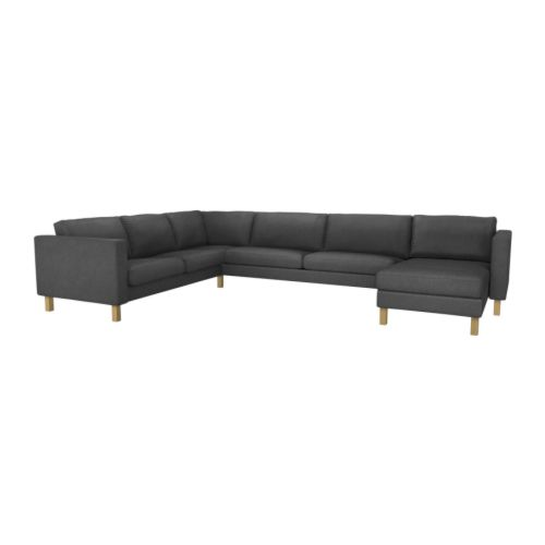 Our New Ikea Karlstad Sectional: A Love Story