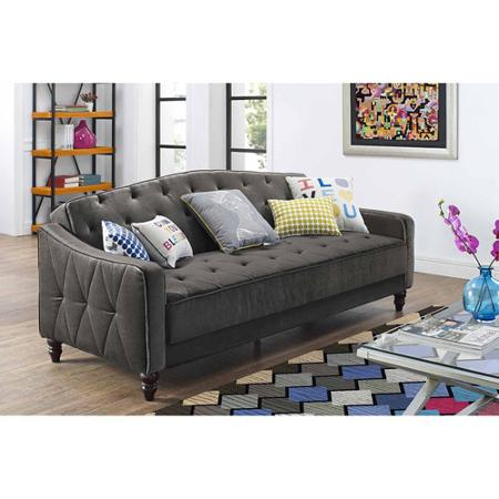 CATastrophe in the Basement Relatedly Sleeper Sofa Shopping